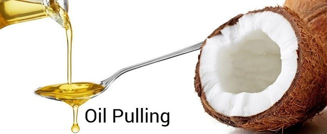 perform oil pulling