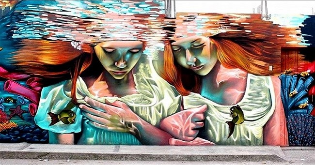 15 Stunning Examples of Street Art So Awesome They Will Freak Your Mind