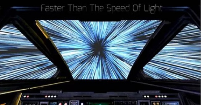 Watch the Video That Explains Why You Can't Travel Faster Than Light