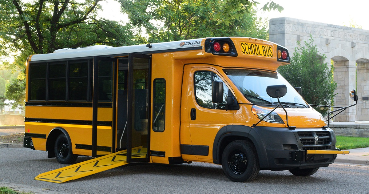 these are the important reasons why school buses don�t