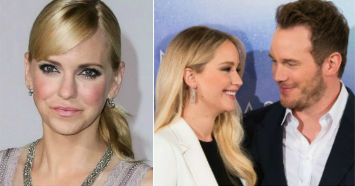 Jennifer Lawrence: I Never Had an Affair with Chris Pratt on Passengers