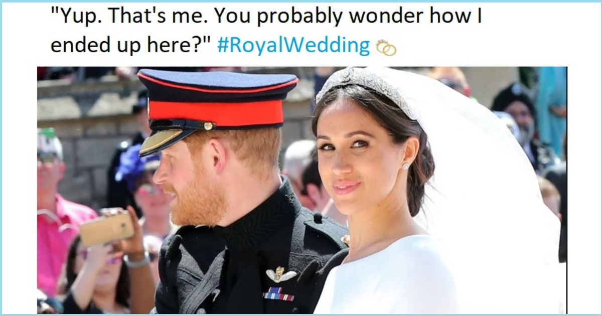 Royal Wedding Memes.19 Hilarious Memes On The Royal Wedding Will Tickle Your Funny Bones