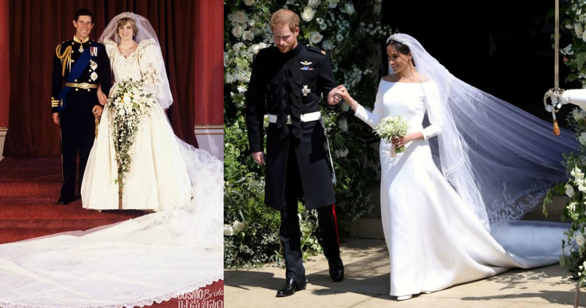 Royal Wedding Dresses That Created History and That Remains to Be a ...