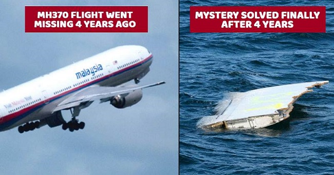 what actually happened to flight 370